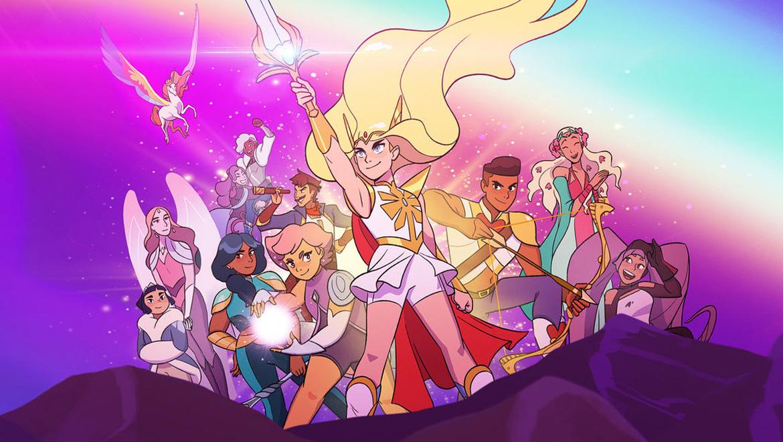 She-Ra: La serie no contará con la participación He-Man