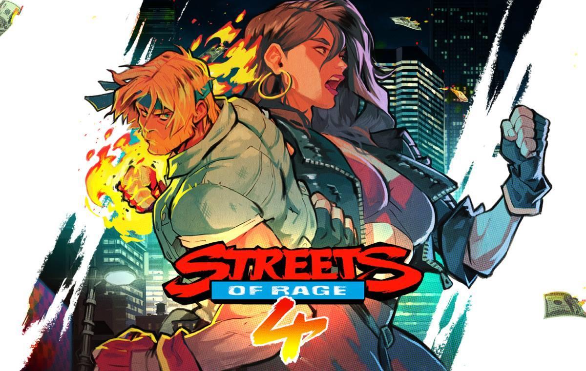 Streets of Rage 4 estrena un nuevo adelanto