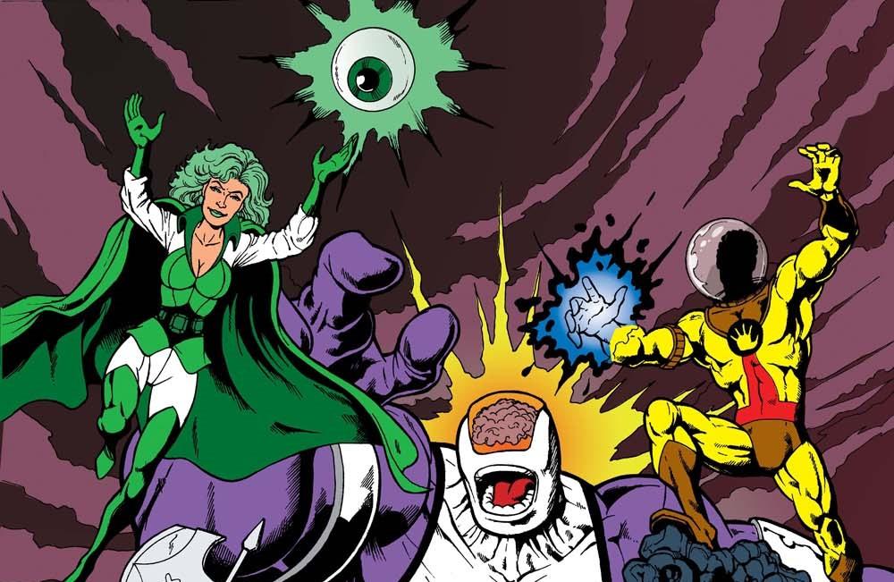 Justice League vs. The Fatal Five anuncia su elenco completo