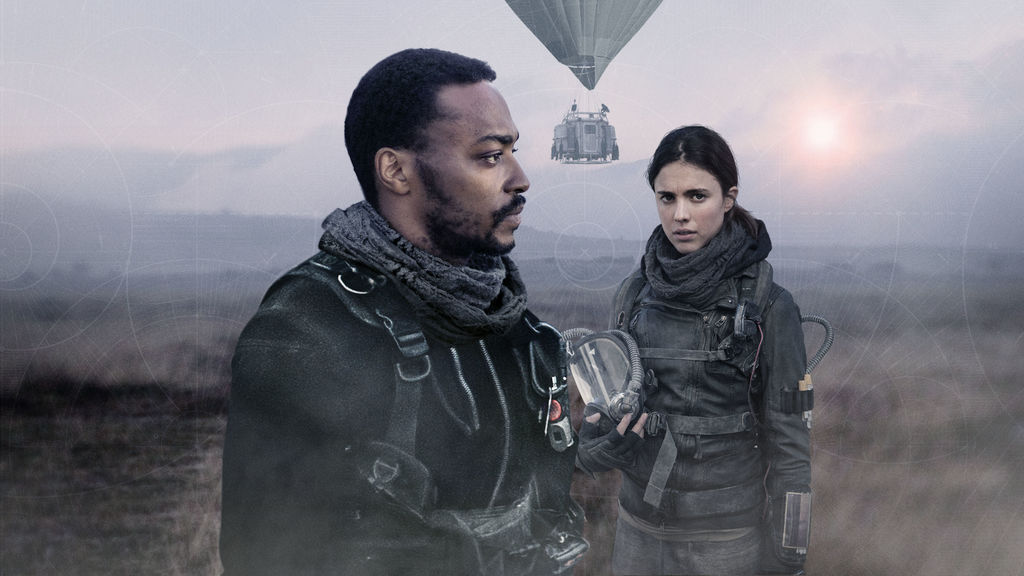 Anthony Mackie protagoniza el trailer de Io