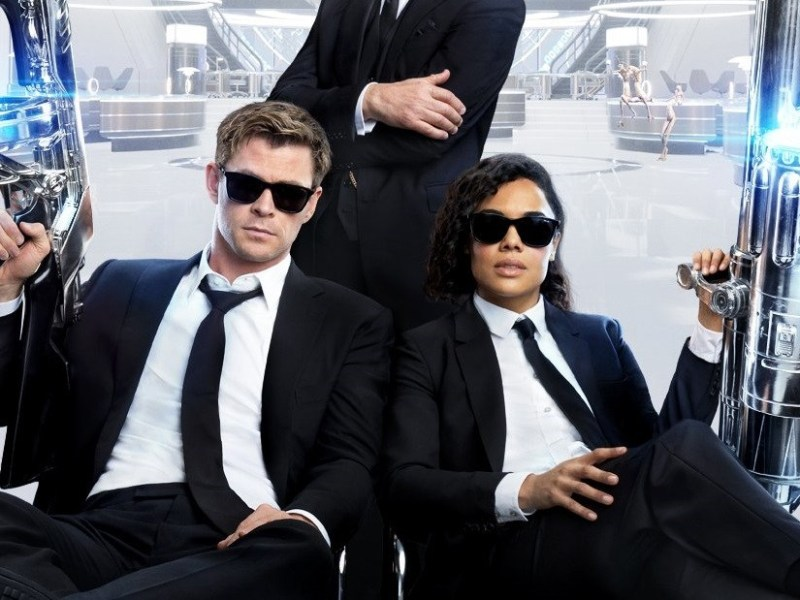 Men in Black International estrena un nuevo trailer