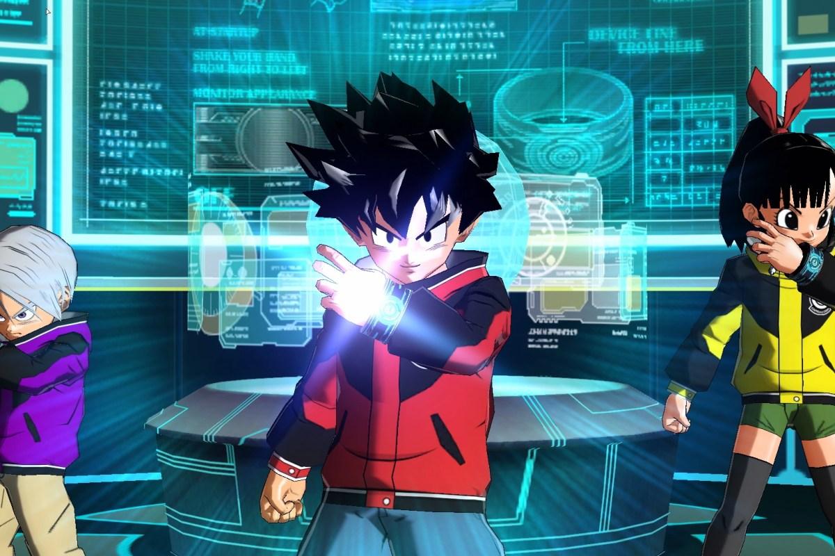 Dragon Ball anuncia un nuevo videojuego para Nintendo Switch y PC