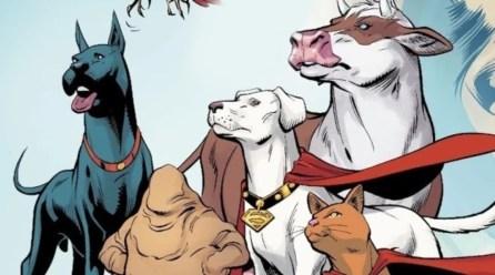 DC Super Pets retrasa su estreno