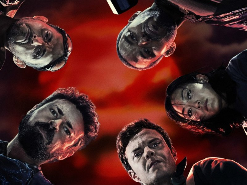 The Boys estrena el primer adelanto de su segunda temporada