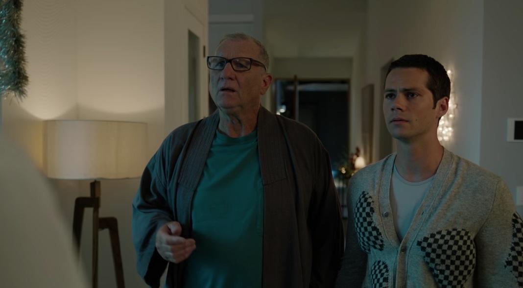 Dylan O'Brien protagoniza el trailer de Weird City