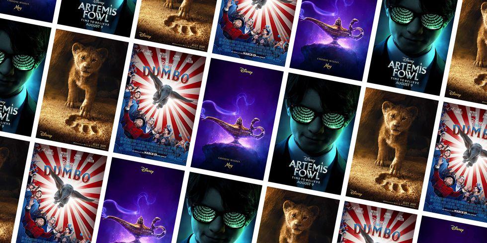 Disney confirma su calendario de estrenos para lo que queda del año