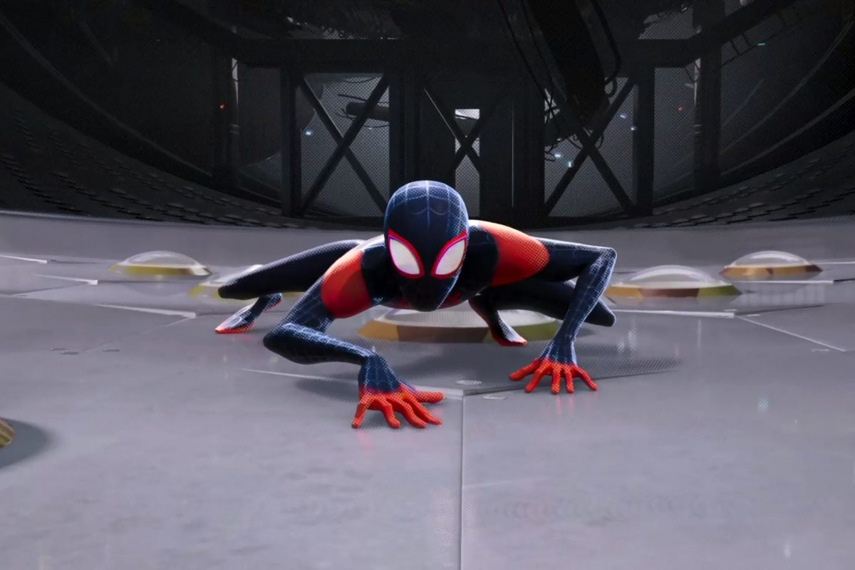 Llega Spider-Man: Un Nuevo Universo