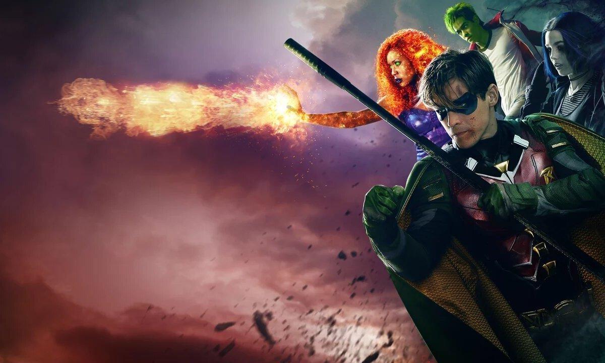 Titans se prepara para introducir importantes personajes en su segunda temporada