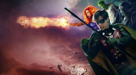 Titans: Primer vistazo a Superboy