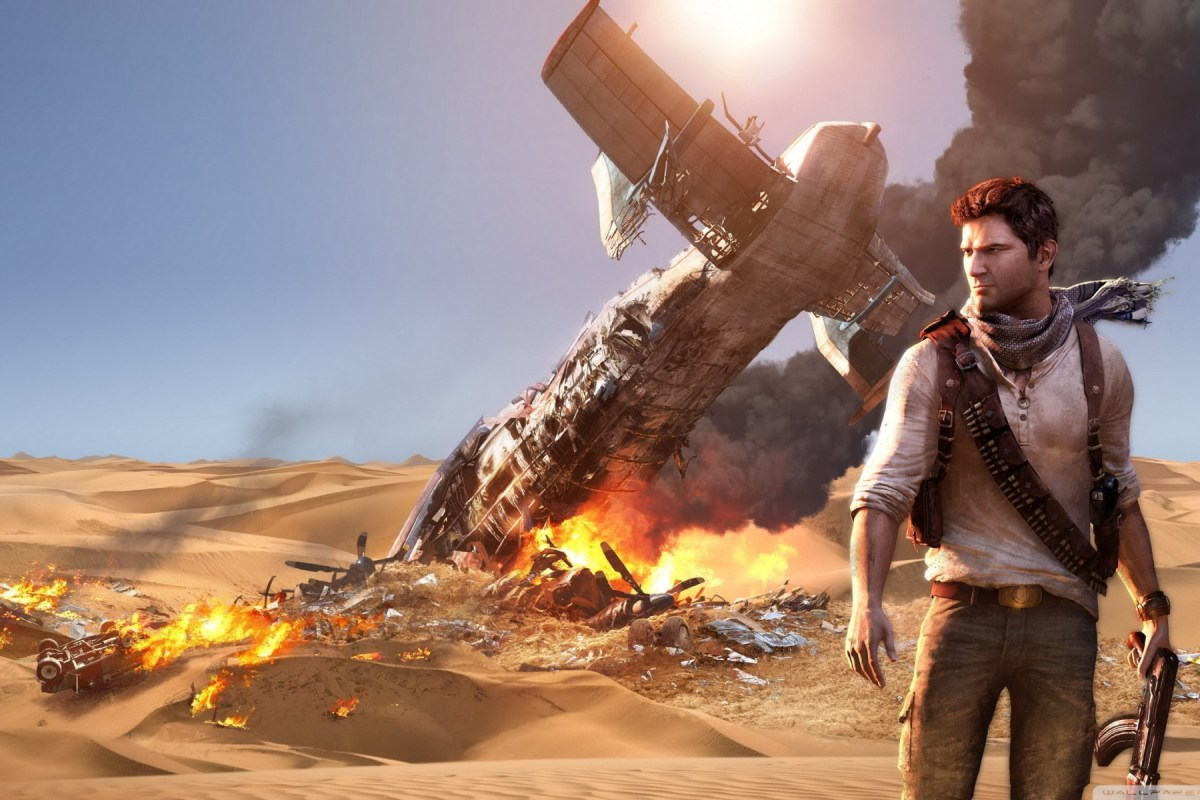 Uncharted encuentra a su Sully