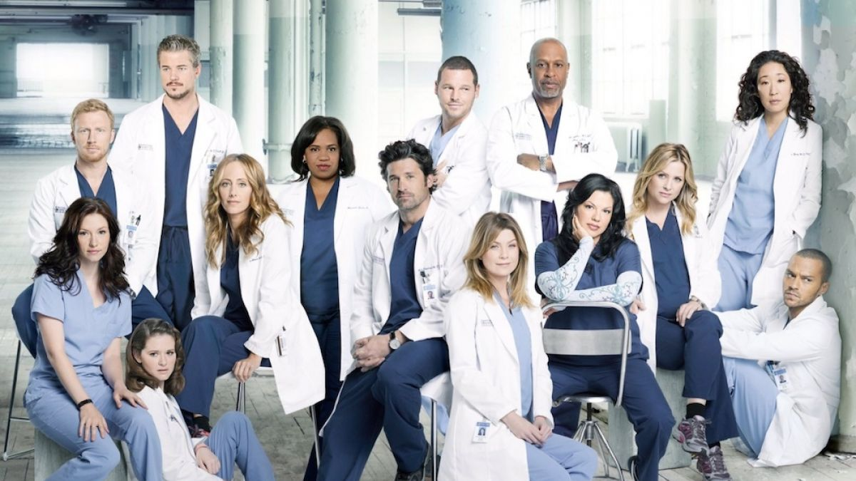 Grey's Anatomy rompe un nuevo récord en la televisión