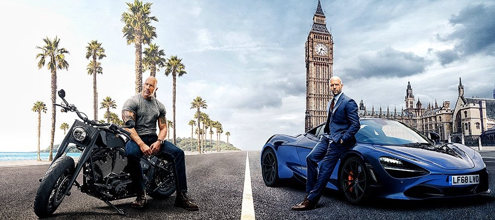 Hobbs and Shaw estrena su primer trailer