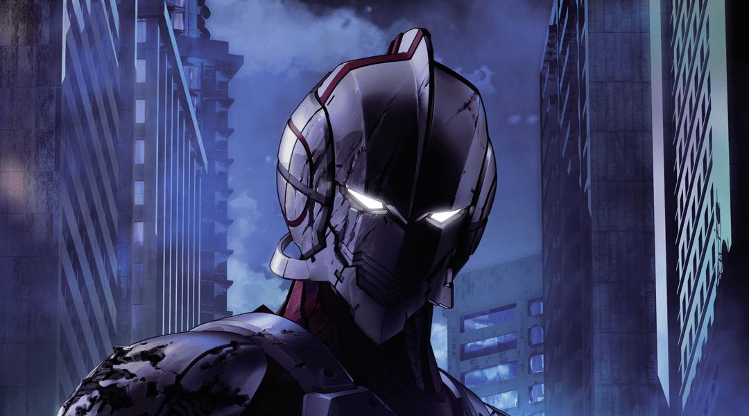 Ultraman revela muchas imágenes de su nuevo animé