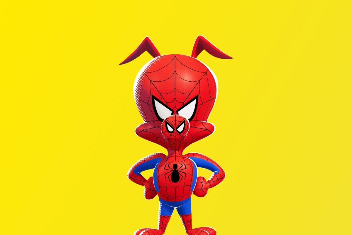 Spider-Man: Un Nuevo Universo presenta el primer adelanto del corto de Spider-Ham