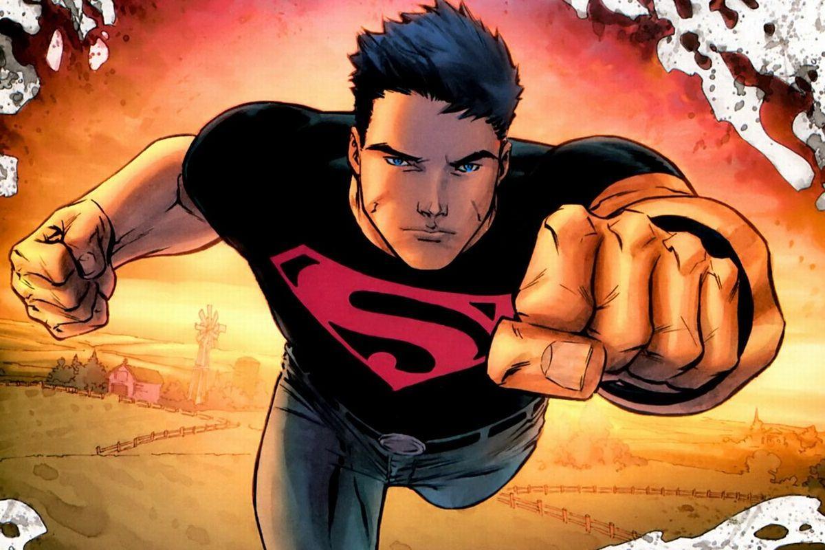 Titans encuentra a su Superboy