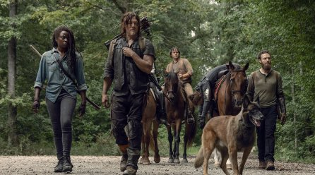 The Walking Dead: Primeras imágenes del final de la décima temporada