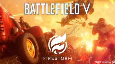 Battlefield V estrena el trailer de su modo Battle Royale