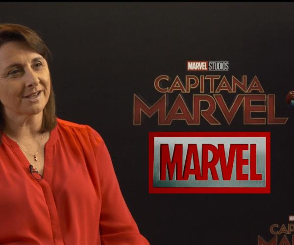 Victoria Alonso: Hablamos con la vicepresidenta  de Marvel