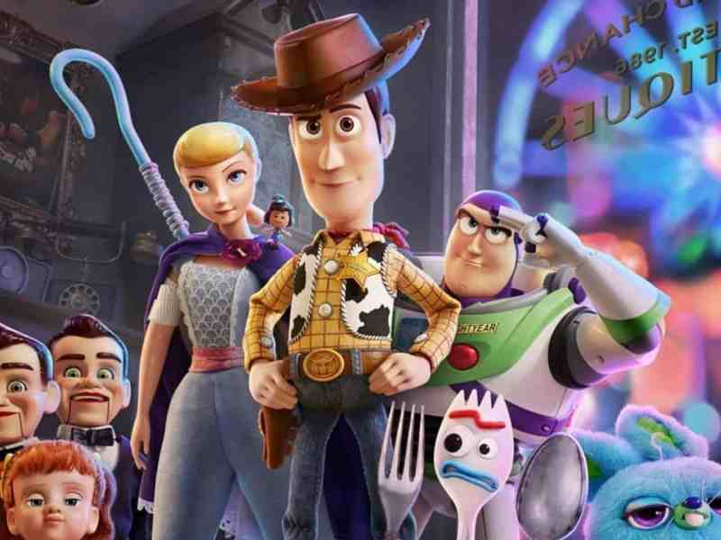 Toy Story 4 iba a tener un final muy diferente