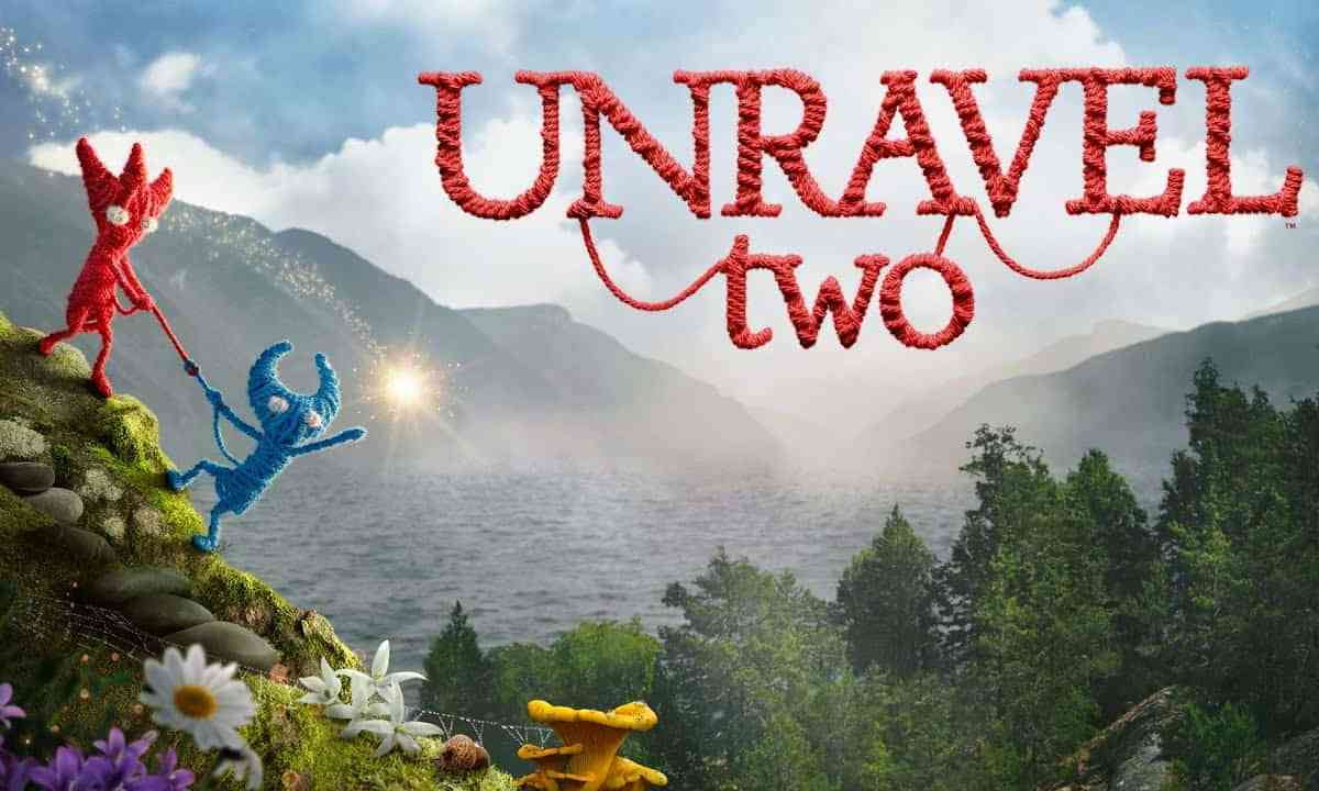Unravel Two llegó a Nintendo Switch