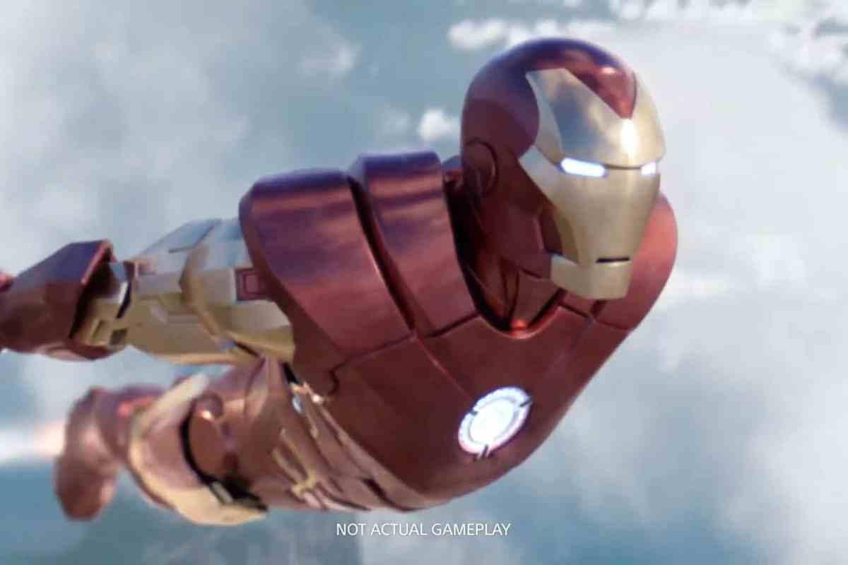 Iron Man anuncia su juego de Realidad Virtual