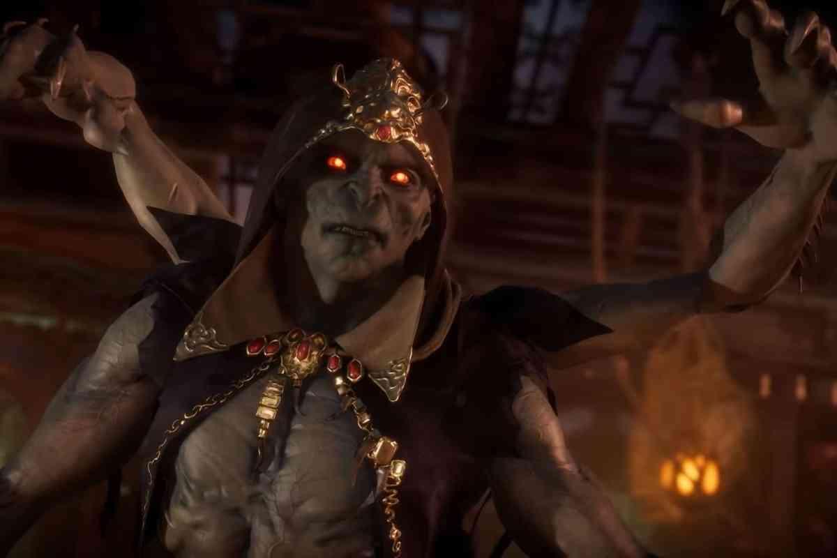 Mortal Kombat 11 presenta a un nuevo personaje