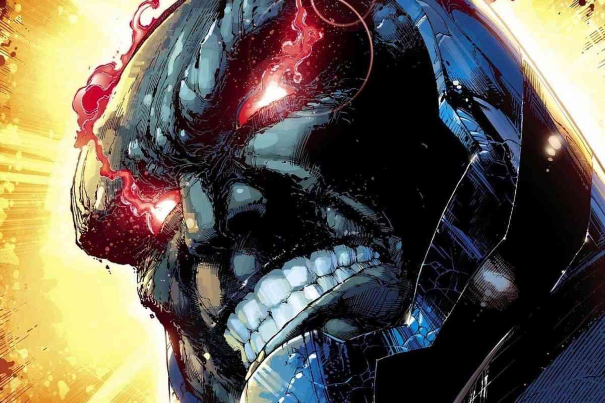 Zack Snyder confirma quién hubiera interpretado a Darkseid