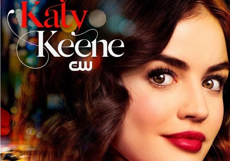 Lucy Hale protagoniza el primer adelanto de Katy Keene
