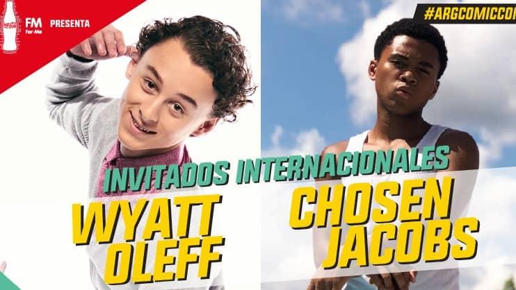 Argentina Comic Con: Los chicos de IT eligen a su superhéroe favorito