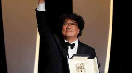 Cannes 2019: Bong Joon-ho se llevó la Palma de Oro