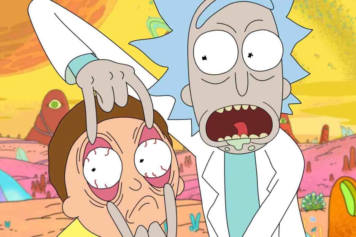 Rick and Morty lanza un nuevo corto animado