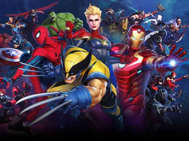 Marvel Ultimate Alliance 3 presenta a los X-Men