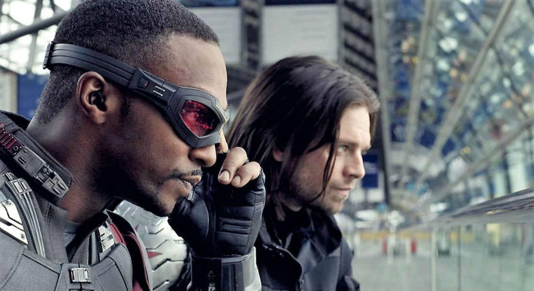 Falcon and the Winter Soldier: Primeras imágenes del set
