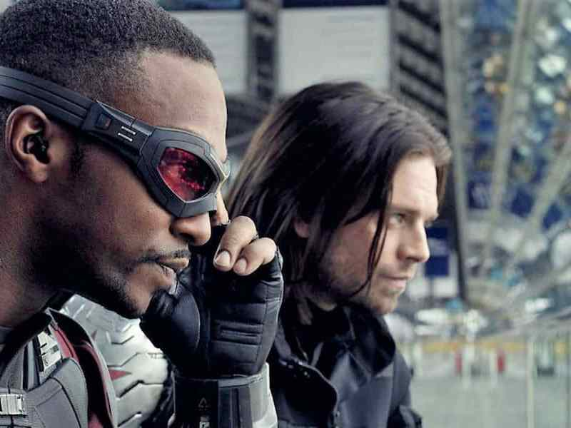 Falcon and the Winter Soldier: Nuevo arte conceptual