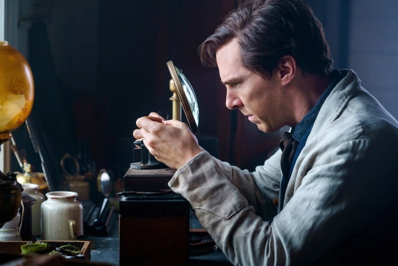 Benedict Cumberbatch es Thomas Edison en el trailer de The Current War