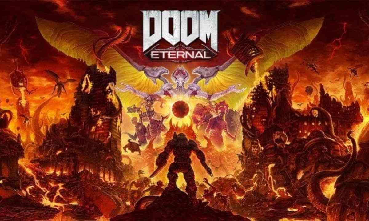 E3 2019: Doom Eternal pisó fuerte