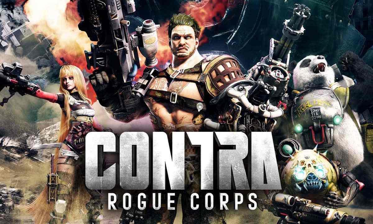 Contra: Rogue Corps estrena su trailer