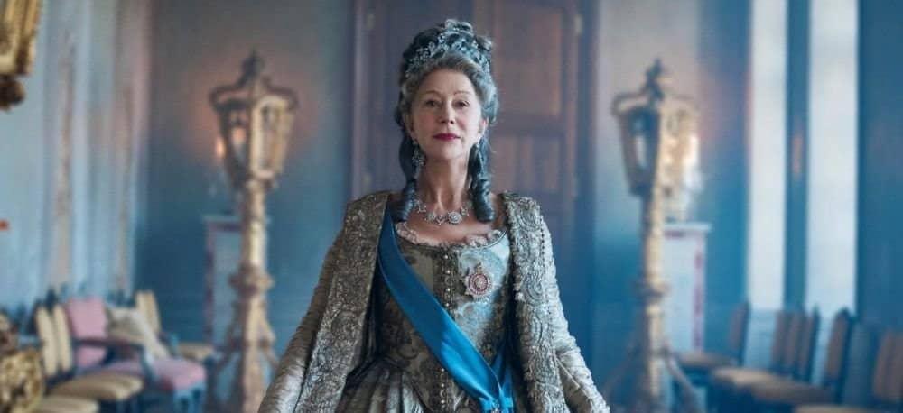 Helen Mirren protagoniza el trailer de Catherine The Great