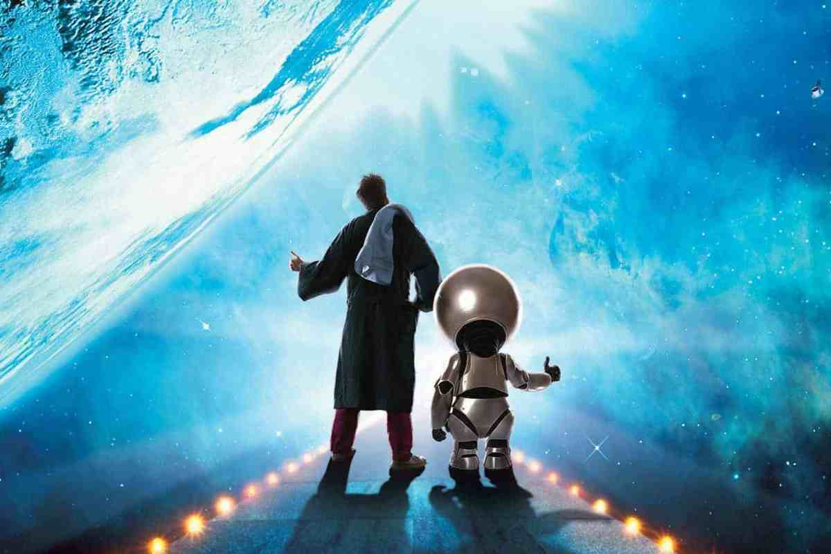 The Hitchhiker's Guide to the Galaxy planea su serie
