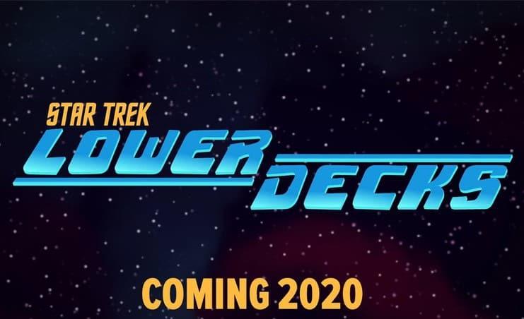 SDCC: Primer vistazo a Star Trek: Lower Decks