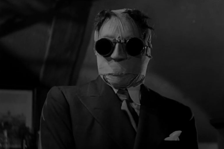 El Hombre Invisible encuentra a su protagonista