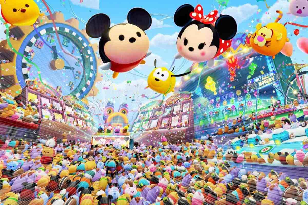 Disney Tsum Tsum Festival llega a Nintendo Switch