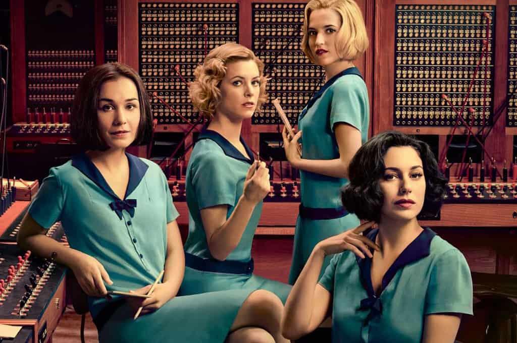 Las Chicas del Cable estrena un nuevo trailer de su cuarta temporada
