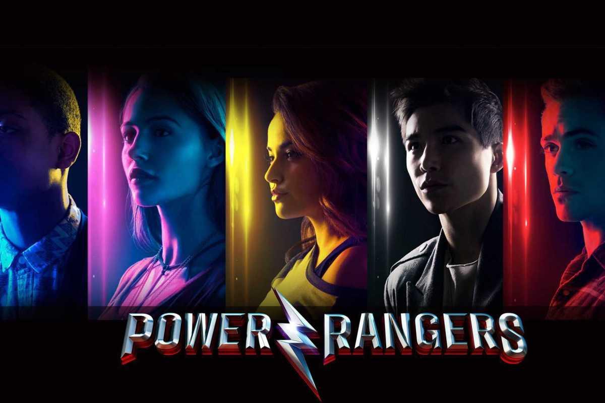 Power Rangers renovará su elenco para la próxima película