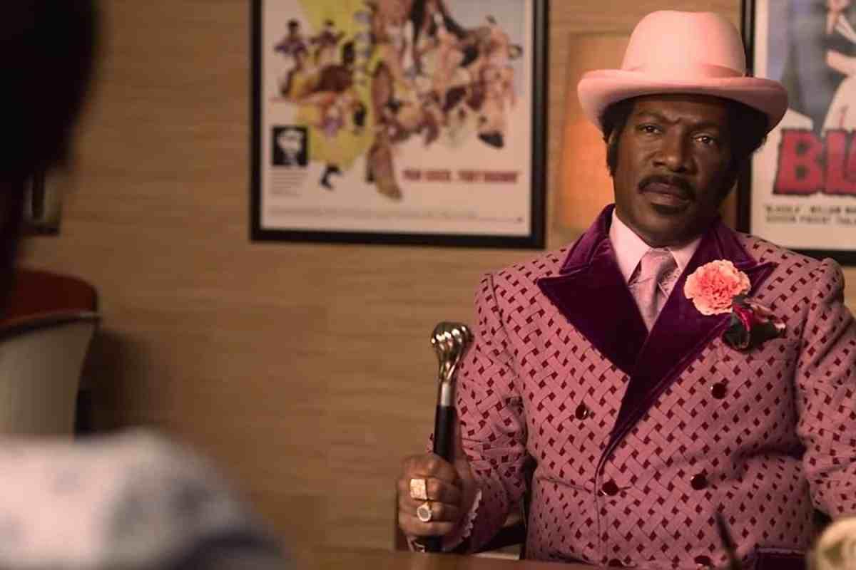 Eddie Murphy protagoniza el trailer de Dolemite is my Name