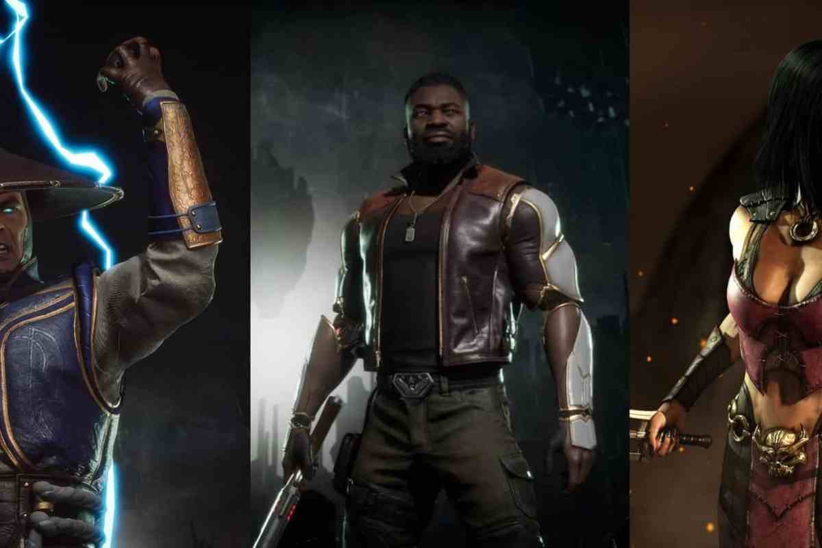 Mortal Kombat: La película suma más personajes