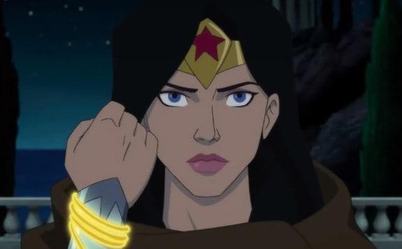 Wonder Woman Bloodlines estrena su primer trailer