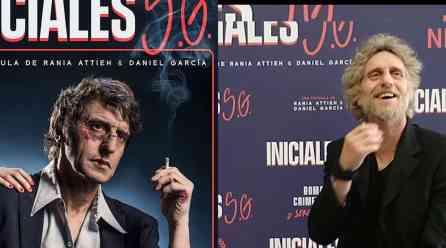 Iniciales S.G: Diego Peretti revela actitudes de la gente que lo incomodan