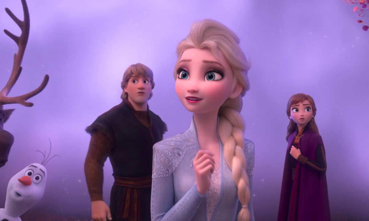 Frozen 2 estrena un nuevo trailer
