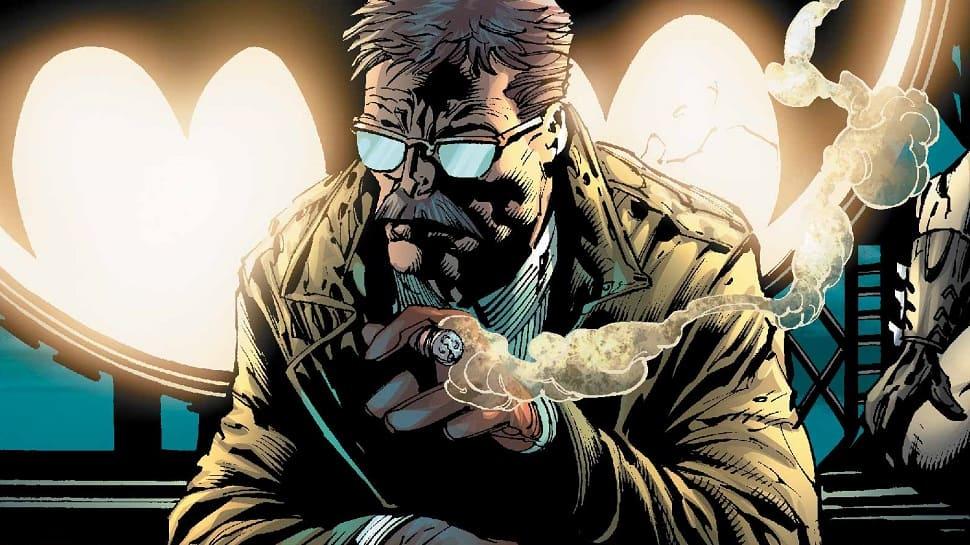 The Batman se acerca a su Jim Gordon